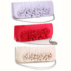 New Fashion Womens Evening Bag Party Wedding Clutch Tote Purse Shoulder Handbags