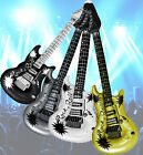 INFLATABLE BLOW UP PARTY FANCY DRESS MUSICAL GUITAR INSTRUMENT NOVELTY TOY MUSIC