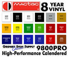 """24"""" x 11yd Pick Your Colors 8 Year MacTac Graphic Vinyl Film Signs & Banners"""