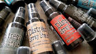 DISTRESS dye SPRAY STAIN Tim Holtz ink bottle Ranger CHOOSE FROM 28 COLORS
