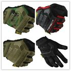 Camouflage Military Tactical Airsoft Shooting Sport Full Finger Gloves -LA
