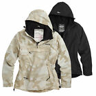 SURPLUS™ Raw Vintage Damen Windbreaker Anorak Skijacke Winter Jacke Zipper