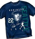 Robinson Cano Signature Series Blue T-Shirt Adult Sizes