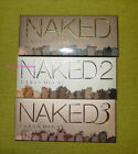 NIB Urban Decay Naked Palette Pick Any 2 from Naked1 Naked2 Naked3 EyeShadow!