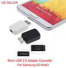 samsung note 3 usb 3.0 - Micro USB 2.0 Female To 3.0 Male Adapter For Samsung Galaxy Note 3 III N9000 S5