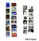 "Planet Racks 5"" X 7"" Greeting Card Wall Display ( 2 Sizes To Choose) Made In USA"