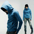cheap sales men slim fit hoodies sweater cardigan jacket coat sweatshirt 5 color