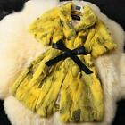 Real Fur Genuine Farm Fox Fur Coat Jacket Women Fur Winter Outerwear Vest