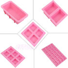 Various Shape Rectangle Square Silicone Mold For Chocolate Cake Mould Soap Mould