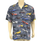 Men's Corvette C5 Camp Shirt