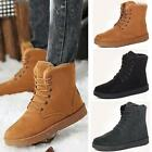 Fashion Mens Winter Warm Short Snow Boots Classic Casual Shoes Low price