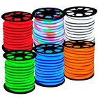 150' FT LED Neon Rope Light Flex Tube Sign Decorative Home Indoor Outdoor 110V