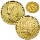 2015 Canada 1 Troy Oz .9999 Fine Gold Maple Leaf $50 Coin SKU33758