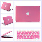 "Rubberized Matt Hard Case  Keyboard Cover for Macbook Air Pro 11"" 13"" 15"" inch"