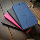 Luxury Leather Flip Cover Card Wallet Stand Case New For iPhone 6 + Plus 4.7 5.5