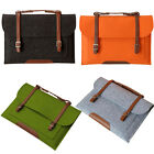 "Woolen Felt Carry Sleeve Bag Case Cover Skin for MacBook Air Pro 11.6""13.3""15.4"""