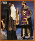 Sew & Make Simplicity 9753 Vintage SEWING PATTERN - Mens RENAISSANCE COSTUMES
