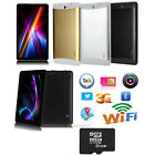 "7""GSM 3G Phablet Android 4.4 PC Tablet Bluetooth Dual Camera Smart Phone+8GB TF"