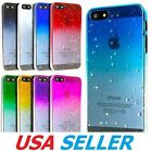 New arrival Raindrop Clear Crystal Hard Case Cover For Apple iphone  5 5S