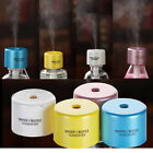Mini Water Bottle Caps Humidifier Air Diffuser Portable Mist Maker USB Gift Hot