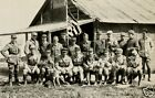 "Lafayette Escadrille Group,  World War 1, 7x5"" Reprint Photograph  a"