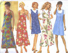 Misses A Line Jumper Top Sewing Pattern Neckline Vary Low Armholes 4531 Easy