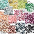 Round/Sphere Solid Pearl Wedding Craft 3.5mm Scrapbooking
