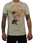 Mens Hot in the Kitchen by Tyson McAdoo T-shirt Pinup Rockabilly Sexy Women Tee