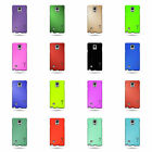 For Samsung Galaxy Note 4 - Slim Case Hard Rubber Shell Phone Cover