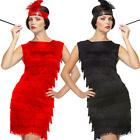 Flapper + Holder Fancy Dress Ladies Charleston 20s 30s Gatsby Girl Women Costume