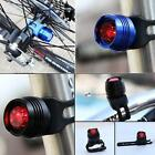 Led Bike Bicycle Cycling Front Rear Tail Helmet Safe Flash Light Warning Lamp LN