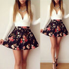 Sexy Fashion Sweet Womens Casual Cocktail Party Short Slim Dress Black Summer