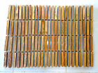 100 mango turning squares, 3/4 x 3/4 x 5 inches long, great for pens, nice wood