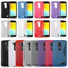 For LG L Fino D290N D295 S-Line Soft TPU Gel Rubber Silicone Case Cover Skin NEW