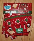 NWT Men's Family Guy STEWIE Red Christmas Boxer ~Various Sizes~