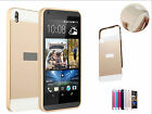 Back Metal Cover Shell Bumper Phone Case Skin Frame For HTC Desire 816