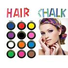 6 / 12 / 24 / 36 Colors Fashion Fast Non-toxic Temporary Pastel Hair Dye Color Chalk