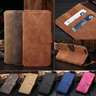 """Vintage Flip Pu Leather Wallet Case Cover For Apple iPhone 6 4.7"""" Plus 5.5"""""""