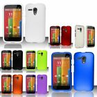 Ultra Thin Plastic Clip On Hard Phone Case Cover For Motorola Moto G