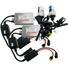 55W CAN-BUS SLIM DIGITAL HID XENON KIT NO ERROR LIGHT CANCELLLER 9005 9006 H7