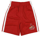 MLB Baseball Kids / Youth St. Louis Cardinals Shorts - Red on Ebay