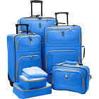Bill Blass Luggage 7 Piece Value Set 4 Colors Luggage Set NEW