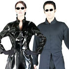 The Matrix Adults Fancy Dress Halloween Trinity Neo Mens Ladies Costume Outfits