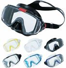 Tusa Pro Quality Ultra Wide View Dive Mask - Scuba, Snorkel, Comfort, Soft, Seal