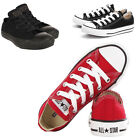 Converse Kids All Star Ox Low Chuck Taylor Boys Girls Ladies Trainers Shoes Size