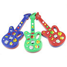 Electronic Guitar Toy Nursery Rhyme Music Children Baby Kids Gift GFY