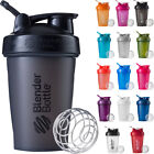 Blender Bottle Classic 20 oz. Shaker Mixer Cup with Loop Top