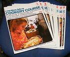 CORDON BLEU COOKERY COURSE NUMBERS 61 - 72 INCLUSIVE