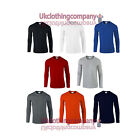 Mens Softstyle Long Sleeve Gildan Top - Adult T-Shirt - S M L XL 2XL
