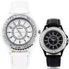 NEW GENEVA CRYSTAL DIAL WOMEN LADY GIRL WRIST WATCH BRACELET QUARTZ Times